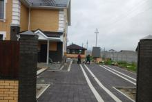 Укладка тротуарной плитки: цена за работу